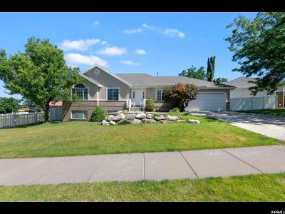 Bountiful Single Family Home Under Contract: 174 W Penman Ln S