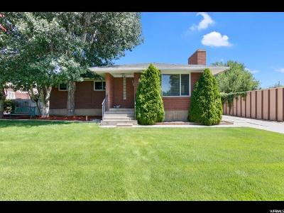 American Fork Single Family Home For Sale: 383 Orchard Ave