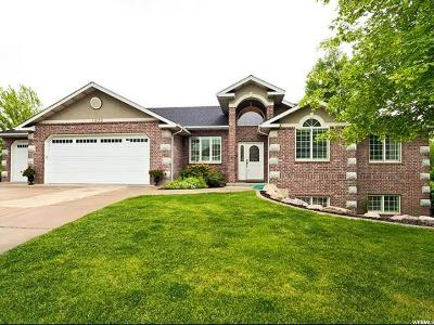 Kaysville Single Family Home Backup: 1822 S 200 W