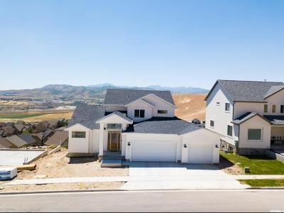 Lehi Single Family Home Under Contract: 5413 N Meadow Lark Ln W
