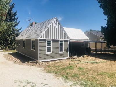 Santaquin Single Family Home For Sale: 175 E 400 N