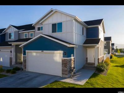 American Fork Townhouse For Sale: 488 W Green Spring Way