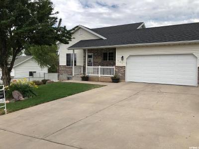 Santaquin Single Family Home Under Contract: 577 E 610 S