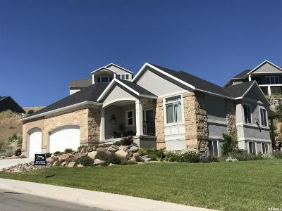 Herriman Single Family Home For Sale: 14956 S Cedar Falls Dr W