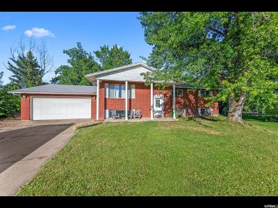 Kaysville Single Family Home For Sale: 581 S 350 E