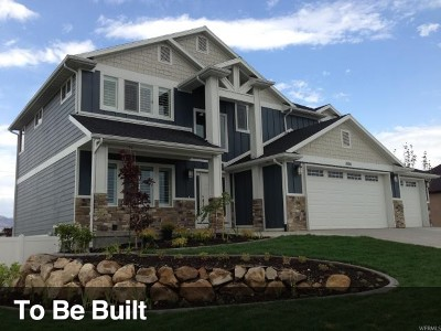Herriman Single Family Home For Sale: 4932 W Juniper Bnd S #13
