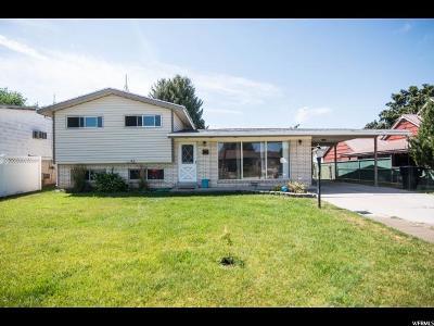 Preston Single Family Home For Sale: 282 E 4th S
