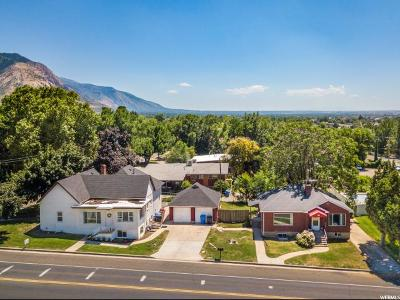 North Ogden Multi Family Home Under Contract: 535 E 2600 N