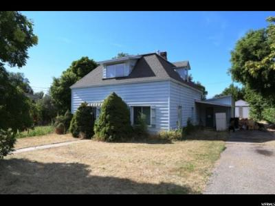Springville Single Family Home Under Contract: 234 W 100 S