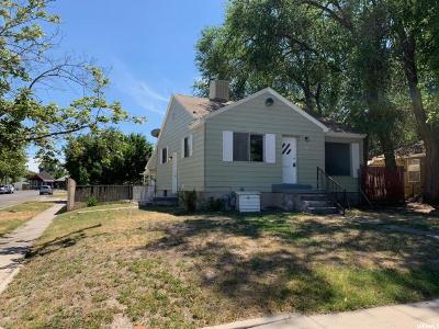 Salt Lake City UT Single Family Home For Sale: $299,900