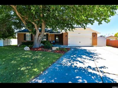 Taylorsville UT Single Family Home For Sale: $339,900