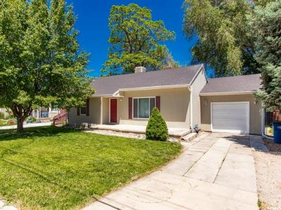 Midvale Single Family Home Under Contract: 78 W 7065 S