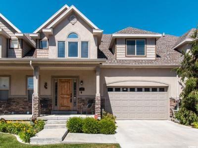 Taylorsville UT Townhouse For Sale: $400,000
