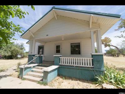 Fillmore Single Family Home For Sale: 345 S 100 E