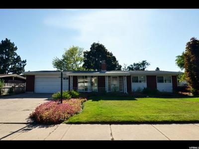 Kaysville Single Family Home For Sale: 931 N Thornfield Rd