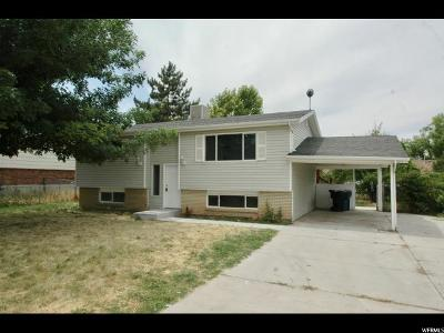 Payson Single Family Home For Sale: 473 N 200 W