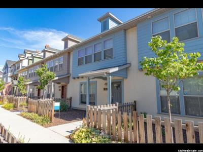 Midvale Townhouse For Sale: 862 W Capraia Ct S