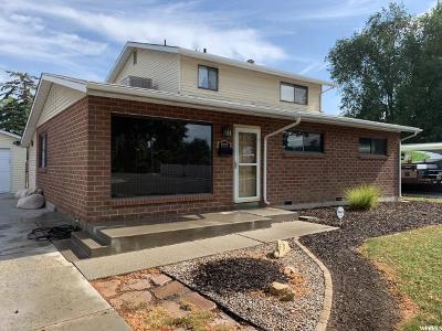 Salt Lake City UT Single Family Home For Sale: $360,000