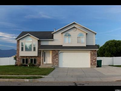 Roy Single Family Home Backup: 3664 W 4850 S