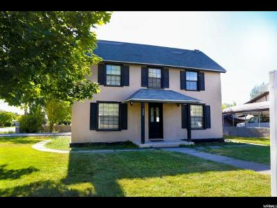 Payson Single Family Home For Sale: 309 N 400 W