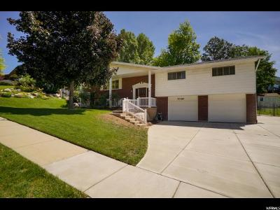 Ogden Single Family Home Under Contract: 5080 S Fillmore Ave