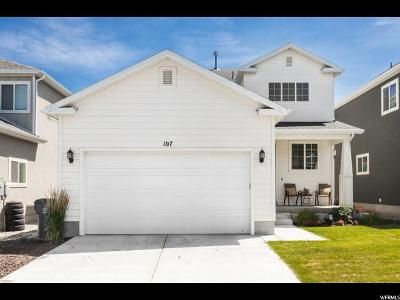Vineyard Single Family Home For Sale: 107 W 550 N