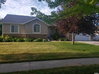 Nibley Single Family Home For Sale: 928 W 2840 S