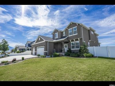 Lehi Single Family Home Under Contract: 299 W 1100 S