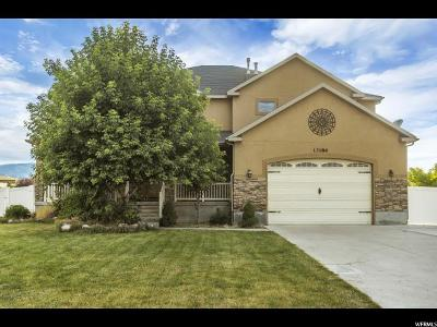 Herriman Single Family Home For Sale: 13186 S Pioneer St