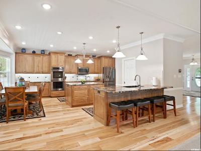 Spanish Fork Single Family Home For Sale: 1355 S 980 E