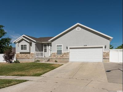 Spanish Fork Single Family Home For Sale: 1630 S 3050 E