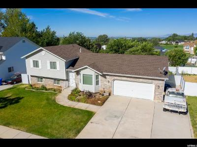 North Ogden Single Family Home Under Contract: 2873 N 875 E