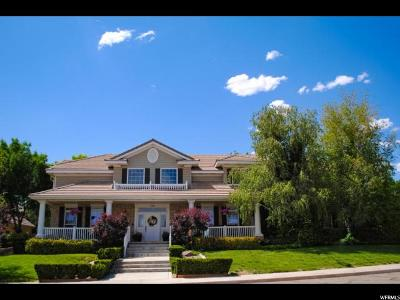 St. George Single Family Home For Sale: 754 S 5 Sisters Dr