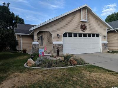 Midvale Single Family Home Under Contract: 549 Splendor View Cir