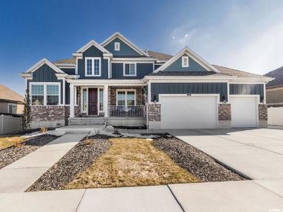 South Jordan Single Family Home For Sale: 3331 W Alpine Creek Way