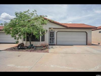 Single Family Home For Sale: 1331 N Dixie Downs Rd #157