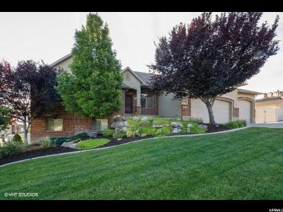 Herriman Single Family Home For Sale: 14443 S Friendship Dr W