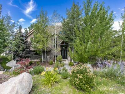 Holladay Single Family Home For Sale: 3491 E Canyon Crest Dr
