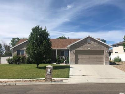 Price UT Single Family Home Under Contract: $259,000