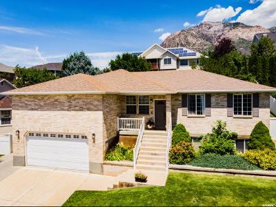 North Ogden Single Family Home Under Contract: 494 E 3525 N