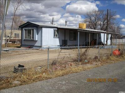 Price UT Single Family Home For Sale: $35,500