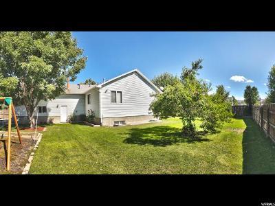 Heber City Single Family Home For Sale: 1224 E 110 N