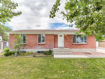 Grantsville UT Single Family Home Under Contract: $249,900
