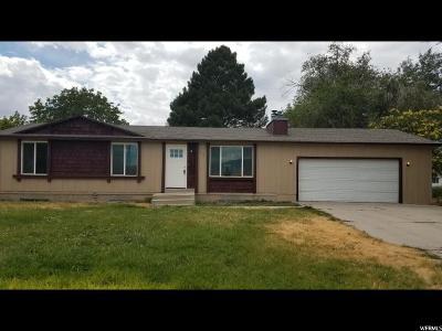 Grantsville UT Single Family Home For Sale: $269,900