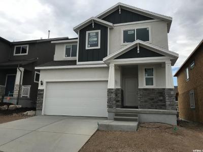 Herriman Single Family Home Under Contract: 3448 W 15000 S #112