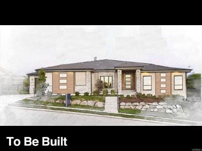 Lehi Single Family Home For Sale: 4378 N Deer Ridge Trl W #58