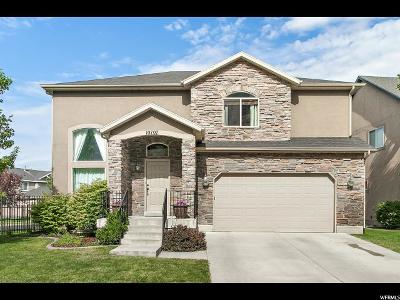 Cedar Hills Single Family Home Under Contract: 10707 Cypress