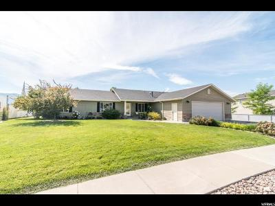 Logan Single Family Home Under Contract: 971 S Meadowbrook W