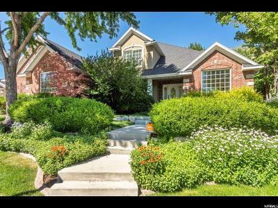 Cedar Hills Single Family Home For Sale: 9484 N 3900 W