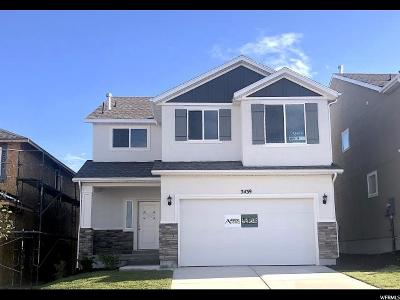 Herriman Single Family Home For Sale: 3439 W Hamm Ln #138